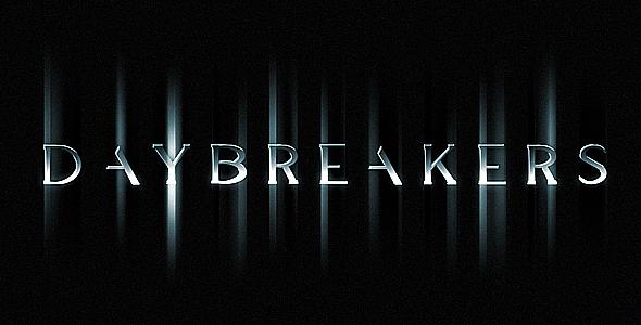 Videohive Daybreaker116655