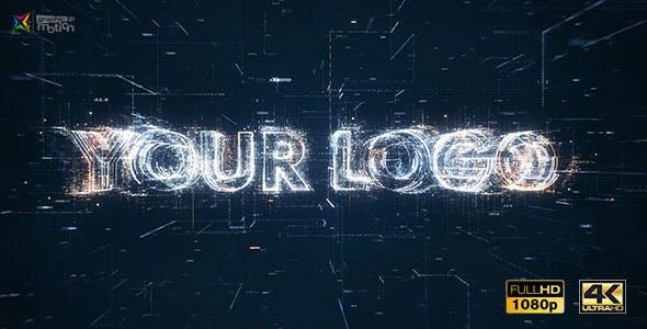 Videohive Digital Code Intro 20602541
