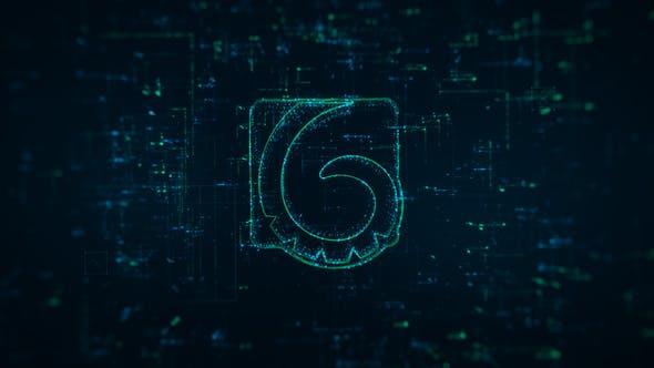 Videohive Digital IT Logo 26669250