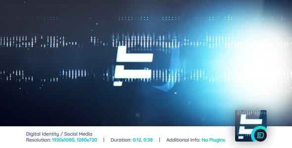 Videohive Digital Identity Social Media Network 591994