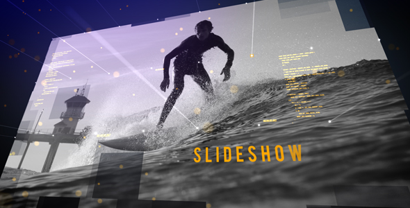 Videohive Digital Slideshow 20050139