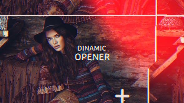 Videohive Dinamic Opener 21246439
