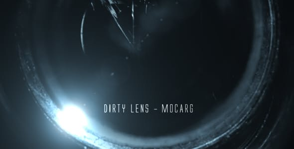 Videohive Dirty Lens 112716