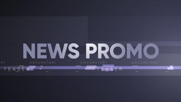 Videohive Documentary Teaser - News Teaser 21456466
