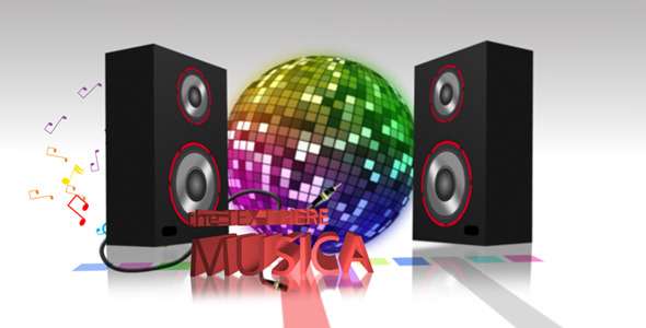 Videohive Don't Stop The Music 40123