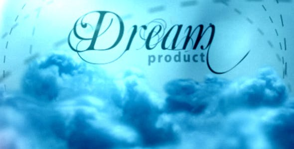 Videohive Dream Titles Dream Product 124420