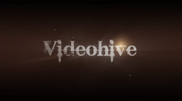 Videohive DriftingTitles