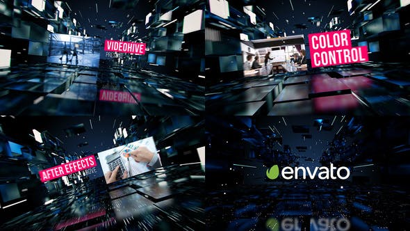 Videohive Dynamic Corporate Opener 22649031