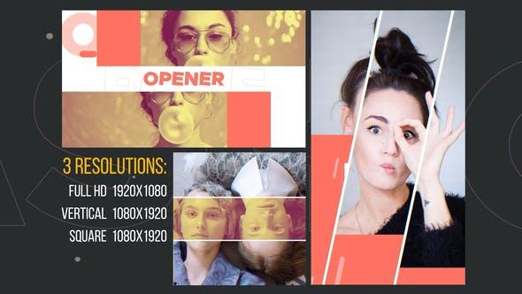 Videohive Dynamic Fashion Opener 24379349