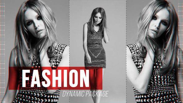 Videohive Dynamic Fashion Package 19164699