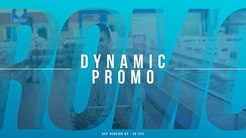 Videohive Dynamic Promo 19991957