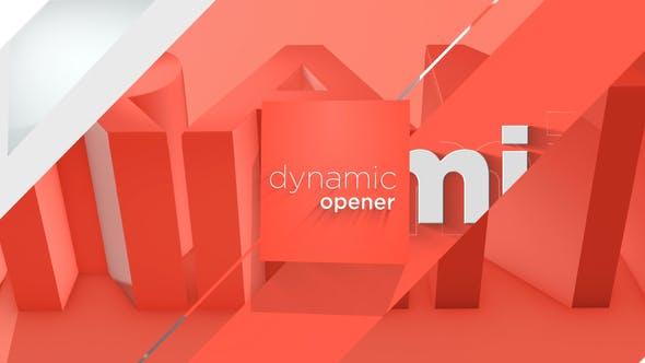 Videohive Dynamic Quik Opener 26991863
