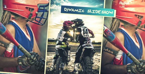 Videohive Dynamic Slideshow 19853827
