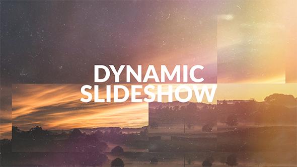 Videohive Dynamic Slideshow 20018451