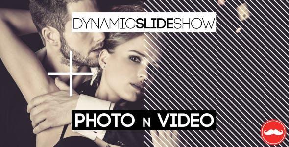 Videohive Dynamic Slideshow 8424281