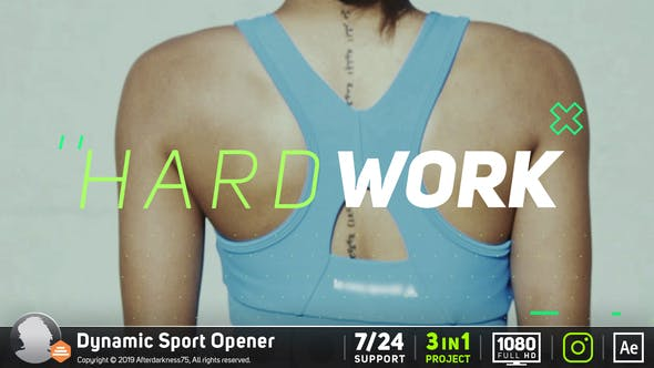 Videohive Dynamic Sports Opener 20261678