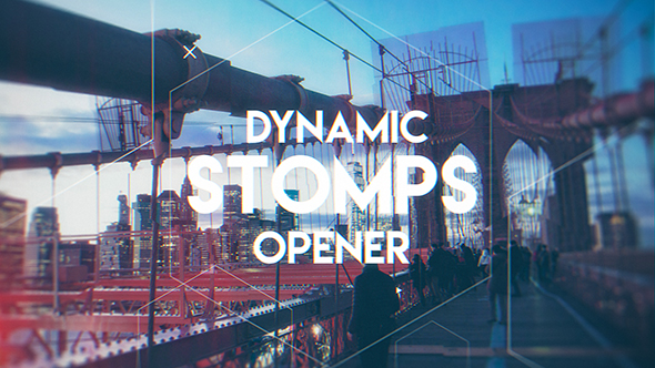 Videohive Dynamic Stomps Opener 20222893