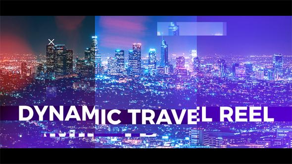 Videohive Dynamic Travel Reel 19731539