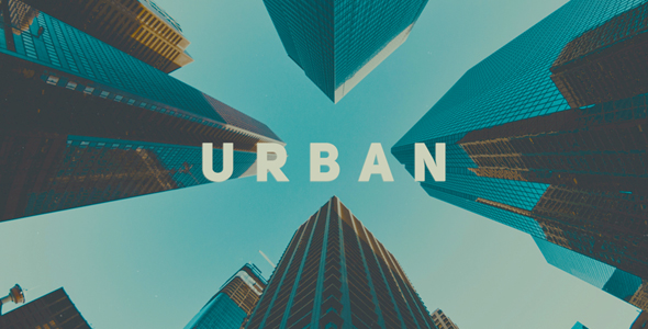 Videohive Dynamic Urban Slideshow 19998902