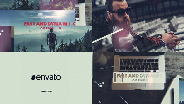 Videohive Dynamic and Modern Opener 17883484