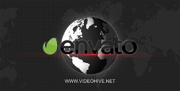 Videohive Earth Logo Reveal v2 8725006