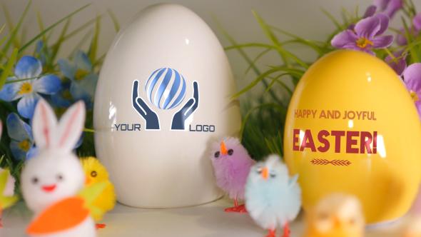 Videohive Easter Greetings - Digital Signage 19728126