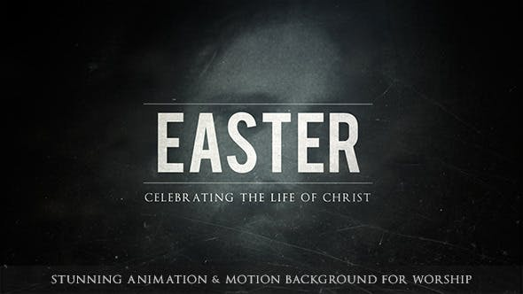 Videohive Easter Worship Package 10604599