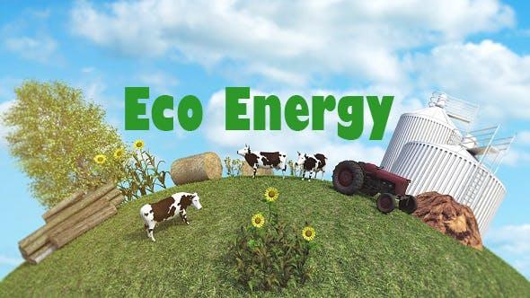 Videohive Eco Energy Intro 19298134