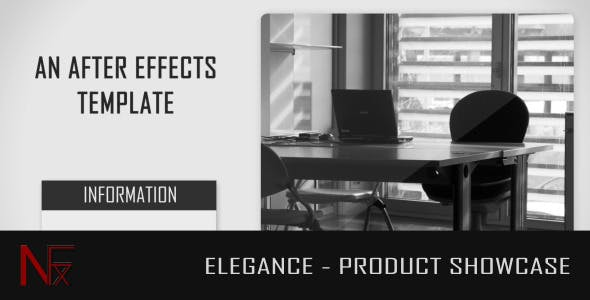 Videohive Elegance - Product Showcase 2862974