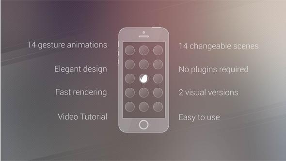 Videohive Elegant App Promo 11447221