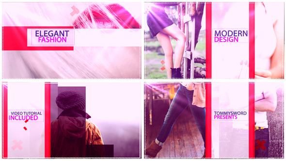 Videohive Elegant Fashion 14275021