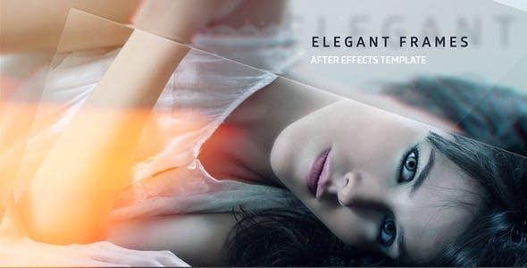 Videohive Elegant Frames 8751987