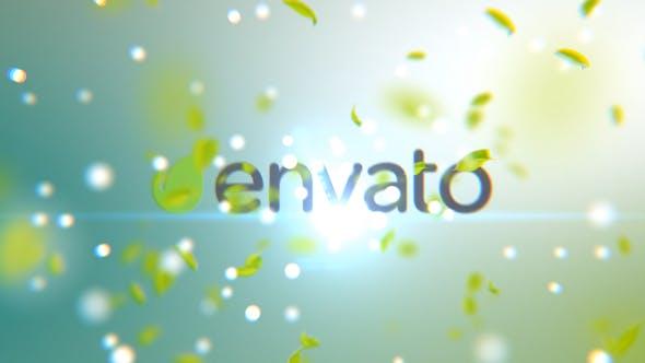 Videohive Elegant Leaves Logo 20125215