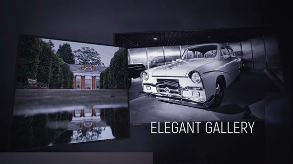 Videohive Elegant Movie Intro 17057721