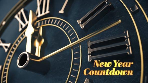 Videohive Elegant New Year Countdown 21135444
