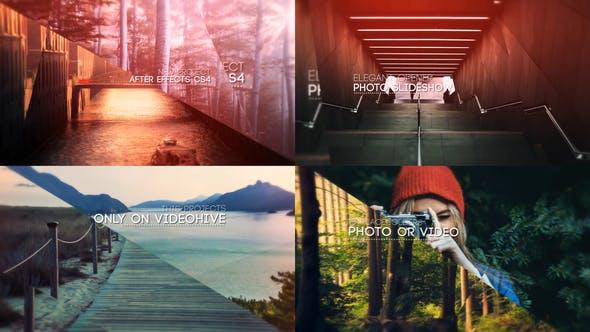 Videohive Elegant Opener - Photo Slideshow 13057780