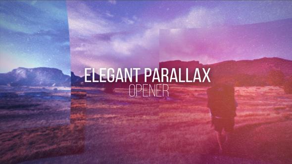 Videohive Elegant Parallax Opener 17963266