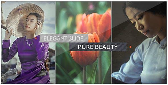 Videohive Elegant Photo Slide 18007349