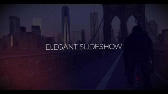 Videohive Elegant Slideshow 12359182