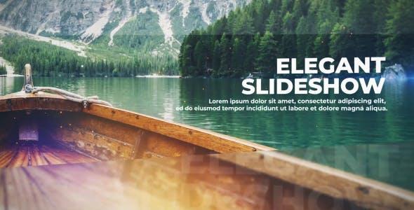 Videohive Elegant Slideshow 21314839