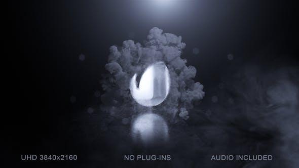 Videohive Elegant Smoke Logo 23390315