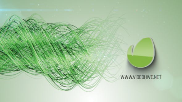 Videohive Elegant Threads Logo Reveal 15512549