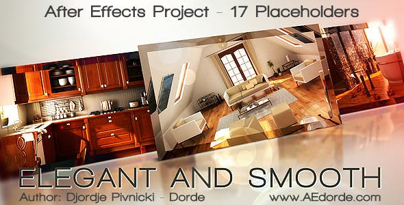 Videohive Elegant and Smooth 411912