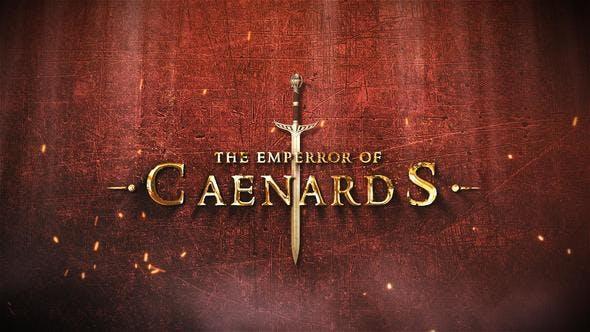 Videohive Emperror Of Caenards - The Fantasy Trailer 23260158