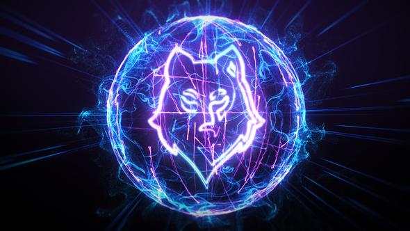 Videohive Energy Bomb Logo 21669267