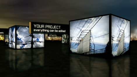 Videohive Energy City 41348