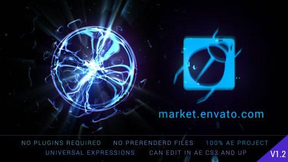 Videohive Energy Logo Reveal 16500104