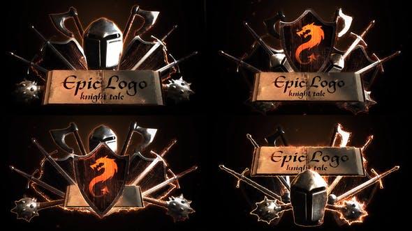 Videohive Epic Battle Modular Logo Reveals 23426318