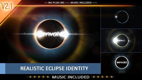 Videohive Epic Eclipse Cinematic Logo 3940026