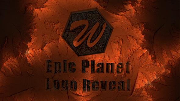 Videohive Epic Planet Logo Reveal 15020175